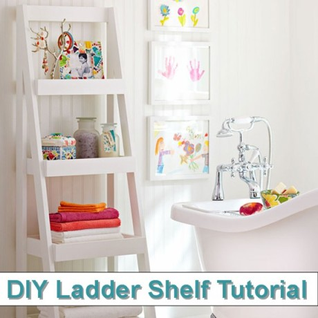 DIY-Ladder-Shelf-Tutorial